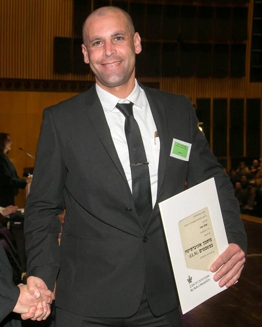 עורך דין צבאי ופלילי אלון ארז