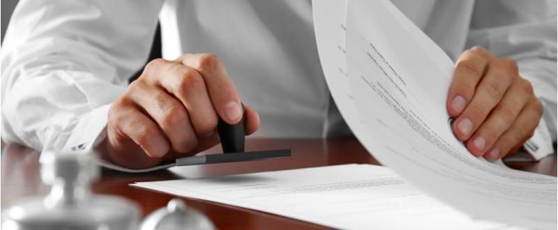 זיוף מסמכים
